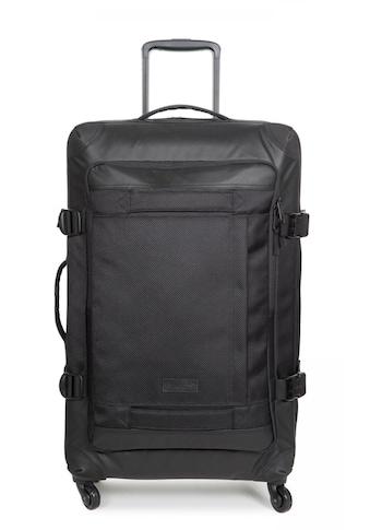 Eastpak Weichgepäck-Trolley »TRANS4 M, Cnnct Coat«, 4 Rollen, enthält recyceltes... kaufen