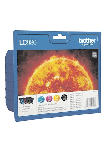 Brother Tintenpatronen - Set »LC - 980VALBPDR« kaufen
