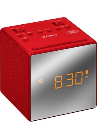 Sony Uhrenradio »ICFC1T«, (AM-Tuner-FM-Tuner) kaufen