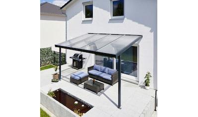 GUTTA Terrassendach »Premium«, BxT: 410x306 cm, Dach Acryl klar kaufen