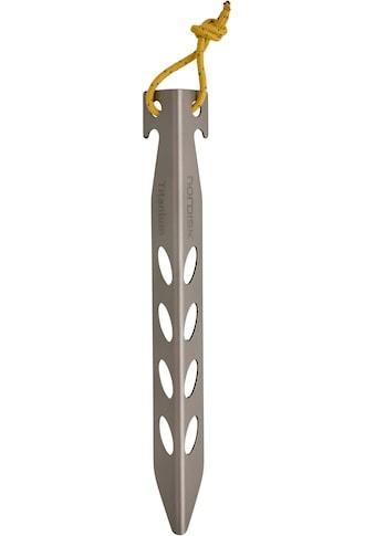 Nordisk Zelthering, »Titanium V - Peg 15g«, (2 - tlg.) kaufen
