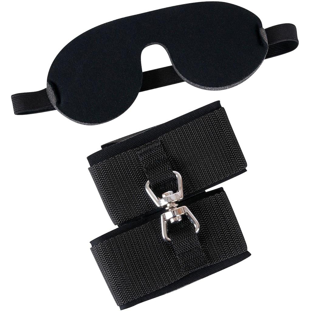 Bad Kitty Handfesseln »BK Bondage Kit«, (2 tlg.)