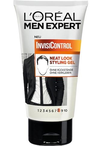 L'ORÉAL PARIS MEN EXPERT Haargel »InvisiControl Neat Look Styling Gel« kaufen