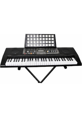 """Clifton Keyboard """"61 - Tasten Keyboard mit LC - Display"""" kaufen"""