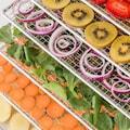 Klarstein Dörrautomat Dörrgerät Dehydrator 630W 8 Etagen Fleisch Gemüse »Fruit Jerky Pro 8«