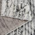 Sehrazat Hochflor-Teppich »Bahama 8816«, rechteckig, 30 mm Höhe, Hoch-Tief-Struktur