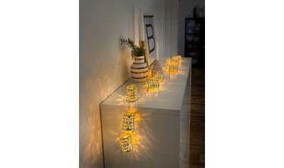 KONSTSMIDE LED Dekolicht, Warmweiß, Dekolichterkette kaufen