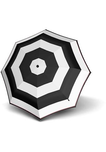 Knirps® Taschenregenschirm »T.010 Small Manual, ID Stripe« kaufen