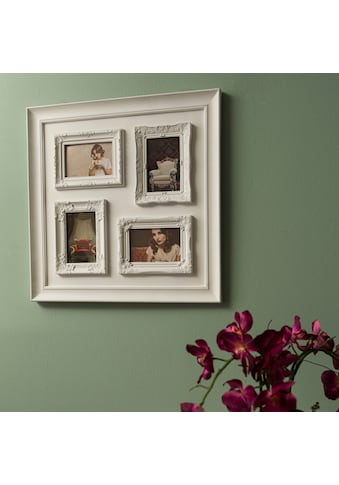 Myflair Möbel & Accessoires Bilderrahmen »Bjelle«, Family, weiß kaufen
