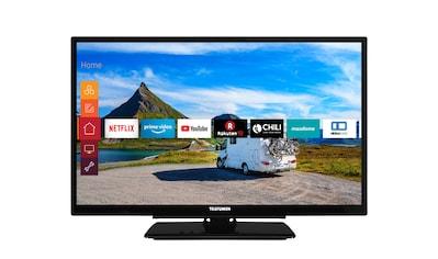 Telefunken LED - Fernseher (24 Zoll, HD ready, Smart TV, 12V) »XH24G501V« kaufen