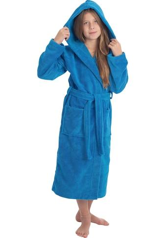 Kinderbademantel »8514«, Wewo fashion kaufen