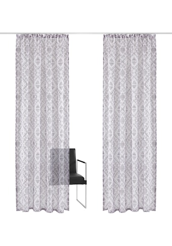 Vorhang, »Nio«, my home, Kräuselband 1 Stück kaufen