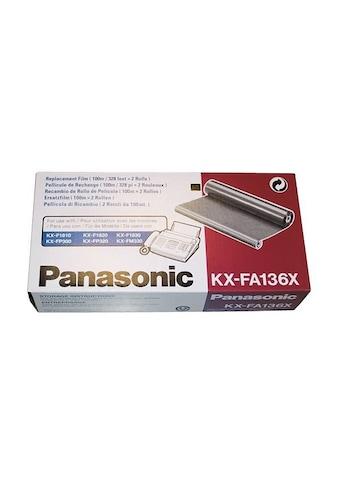 Panasonic Thermo - Druckfolien »KX - FA136x« kaufen
