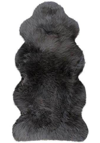 Fellteppich, »Lammfell KE 152«, Heitmann Felle, fellförmig, Höhe 70 mm, gegerbt kaufen