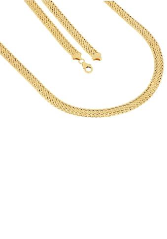 Firetti Goldkette »In Achterkettengliederung, 6,5 mm breit, Glanz, bombadiert« kaufen