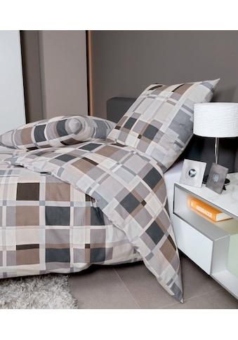 Bettwäsche »DAVOS 65077«, Janine kaufen