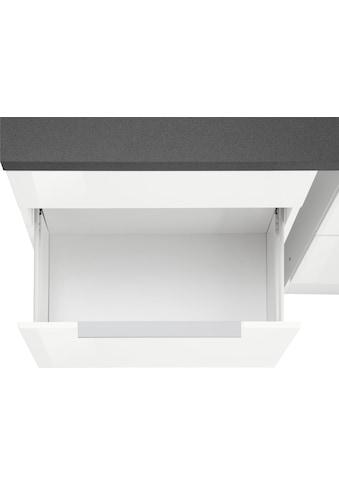 HELD MÖBEL Küchenzeile »Brindisi«, ohne Geräte, Breite 280 cm kaufen