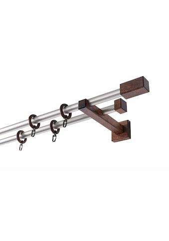 Gardinenstange, »Cubus Quader«, GARESA, Wunschmaßlänge kaufen