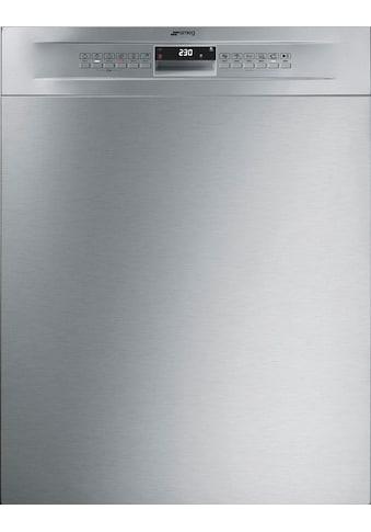 Smeg Unterbaugeschirrspüler »LSP4338XDE«, LSP4338XDE, 9 l, 13 Maßgedecke kaufen