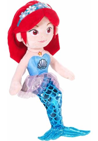 Heunec® Stoffpuppe »Magic Doll, Meerjungfrau 40 cm« kaufen