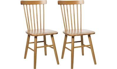 Home affaire 4-Fußstuhl »Dierck«, aus FSC®-zertifiziertem Massivholz kaufen