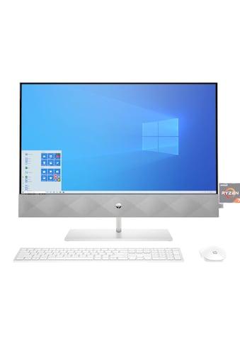 "HP All-in-One PC »Pavilion 24-k0018ng«, 60,45 cm (23,8"")Ryzen 7, 512GB, 8 GB kaufen"