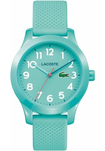 Lacoste Quarzuhr »LACOSTE.12.12 KIDS, 2030005« kaufen