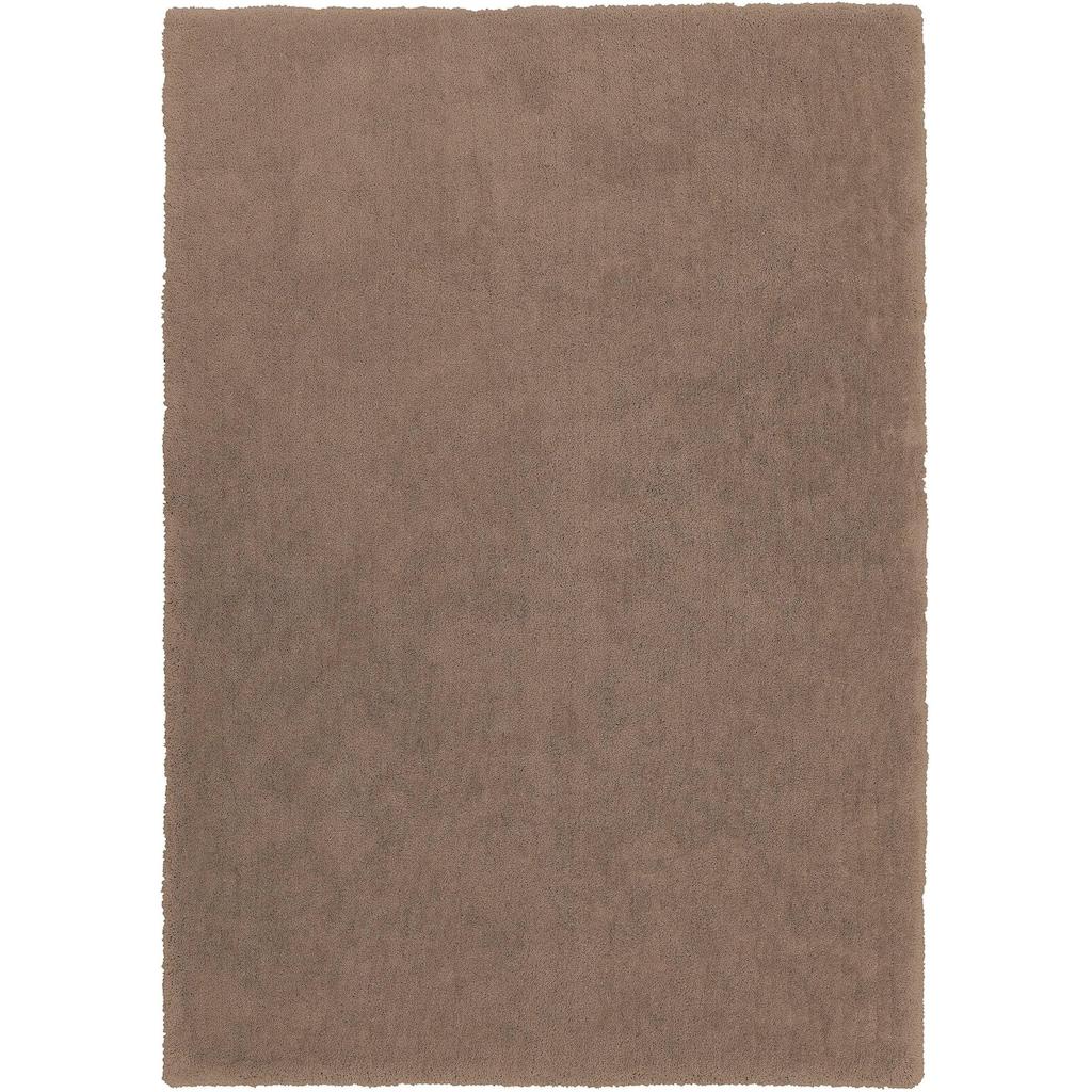 SCHÖNER WOHNEN-Kollektion Hochflor-Teppich »Vitality«, rechteckig, 30 mm Höhe, Besonders weich durch Microfaser