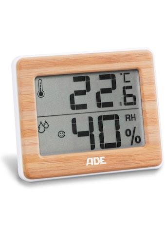 ADE »Hygrometer WS 1702« Innenwetterstation kaufen