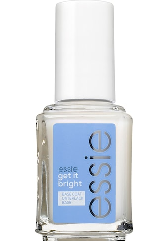 "essie Unterlack ""Brightening Treatment Get it bright"" kaufen"