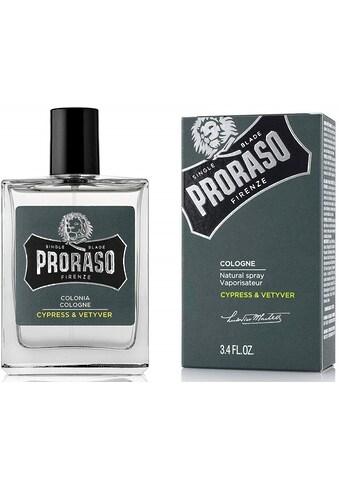 """PRORASO Eau de Cologne """"Cypress & Vetyver"""" kaufen"""