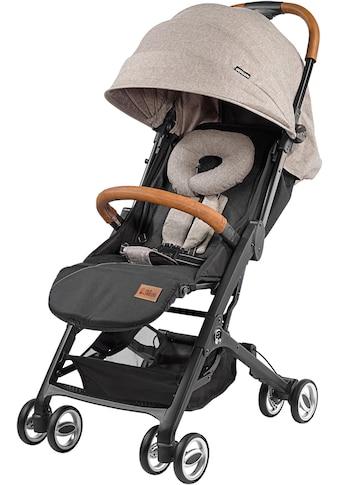 Gesslein Kinder-Buggy »Babies Smiloo Cuby, camel-meliert«, ; Kinderwagen, Buggy,... kaufen