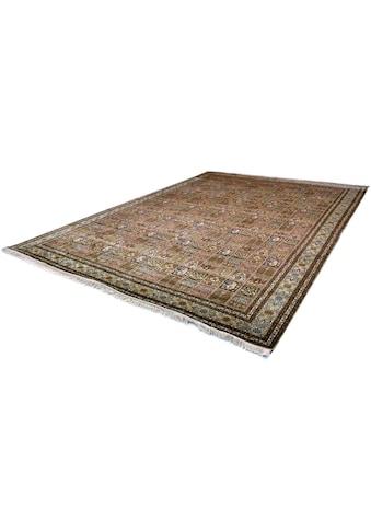 Seidenteppich, »Gum 2701«, Kayoom, rechteckig, Höhe 10 mm, manuell geknüpft kaufen