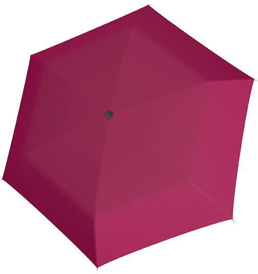 doppler®, Taschenregenschirm Carbonsteel Mini Slim uni, Berry | Accessoires > Regenschirme | DOPPLER
