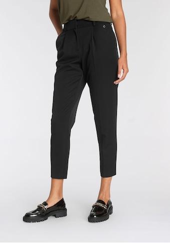 Tamaris Anzughose, mit Bundfalten - NEUE KOLLEKTION kaufen