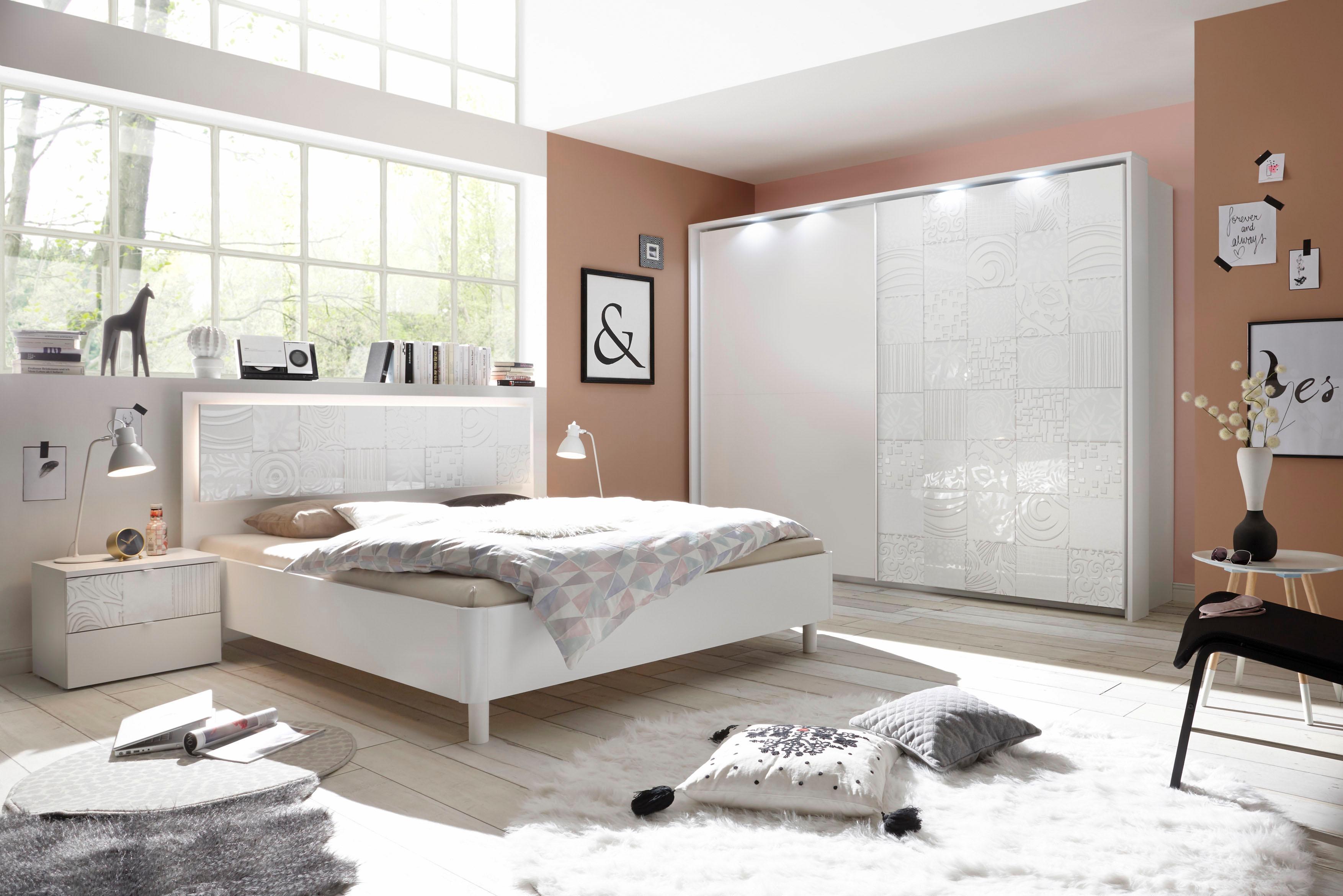 LC Schlafzimmer-Set »Miro« (Set, 4-tlg)