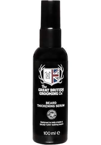 The Great British Grooming Co. Bartserum »Beard Thickening Serum« kaufen
