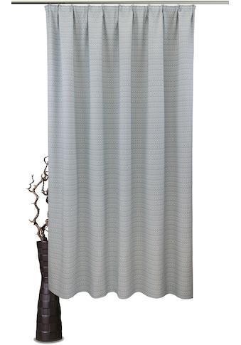 VHG Vorhang »Brennan«, Bleistiftband kaufen