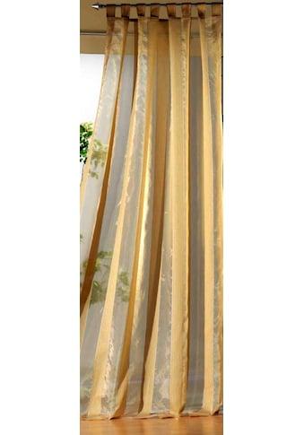 Weckbrodt Vorhang »Tom«, Schlaufen kaufen