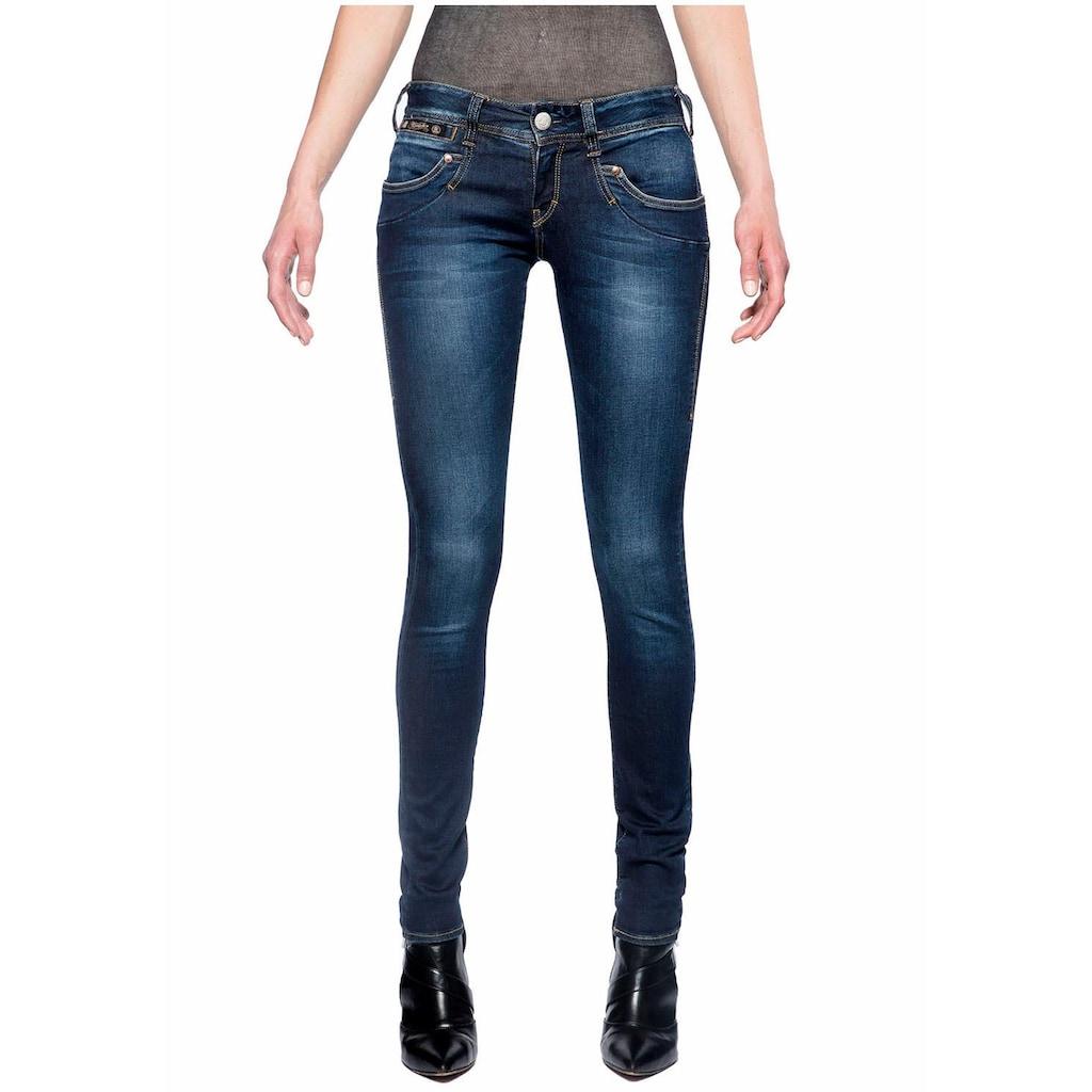 Herrlicher Slim-fit-Jeans »PIPER SLIM«, Low Waist Powerstretch