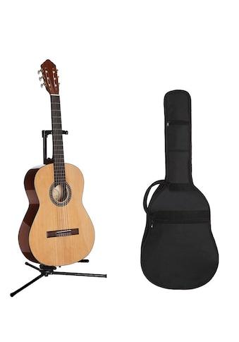 Konzertgitarre »Jose Ribera® Konzertgitarrenset 3/4 HG 623«, 3/4, Komplettset kaufen