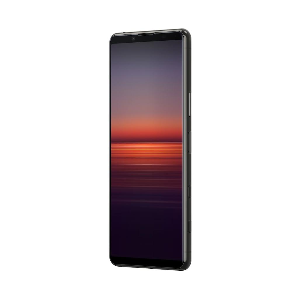 "Sony Smartphone »Xperia 5 II«, (15,5 cm/6,1 "", 128 GB Speicherplatz, 12 MP Kamera), 5G, incl. Headset"