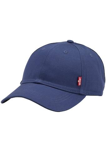 Levi's® Baseball Cap, Levi's Red Tab Label kaufen
