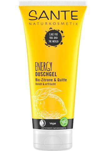 SANTE Duschgel »ENERGY« kaufen