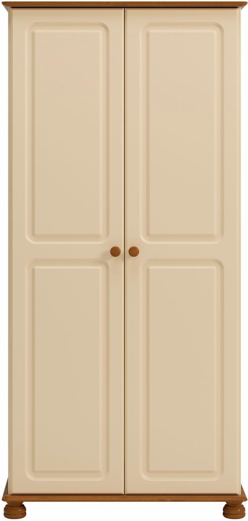 home affaire kleiderschrank richmond 2 trg breite 88 cm. Black Bedroom Furniture Sets. Home Design Ideas