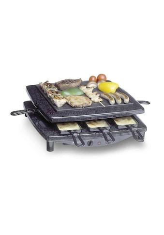 Steba Raclette »RC 3 plus«, 8 St. Raclettepfännchen, 1450 W kaufen