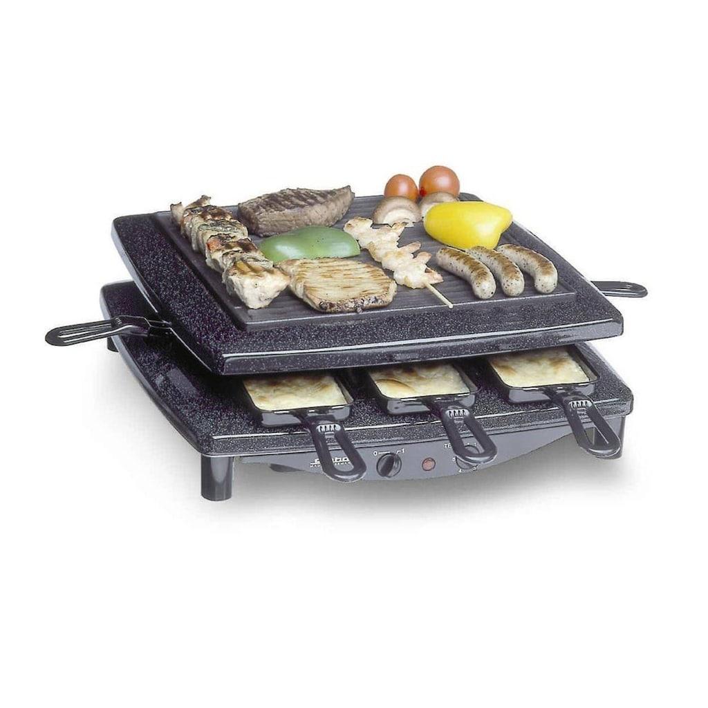 Steba Raclette »RC 3 plus«, 8 St. Raclettepfännchen, 1450 W