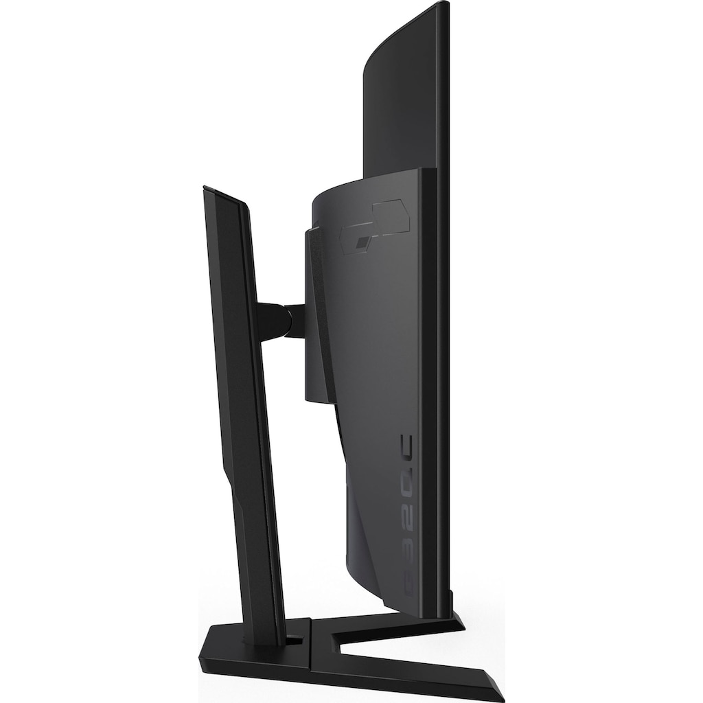 "Gigabyte Gaming-Monitor »G32QC A«, 80 cm/31,5 "", 2560 x 1440 px, QHD, 1 ms Reaktionszeit, 165 Hz"