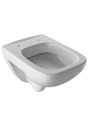 GEBERIT Wand - WC »Renova Nr. 1«, weiß, KeraTect kaufen