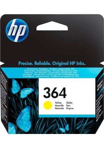HP »hp 364 Original Gelb« Tintenpatrone (1 - tlg.) kaufen